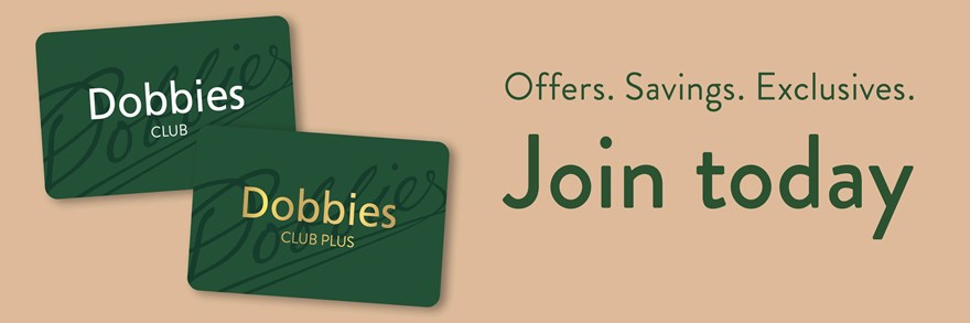 Join Dobbies Club Or Plus