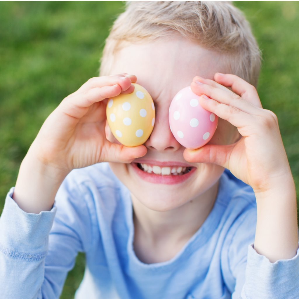 Kid At Easter Time Picture Id508327352